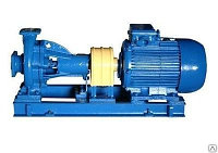 Насос консольный К65-50-125