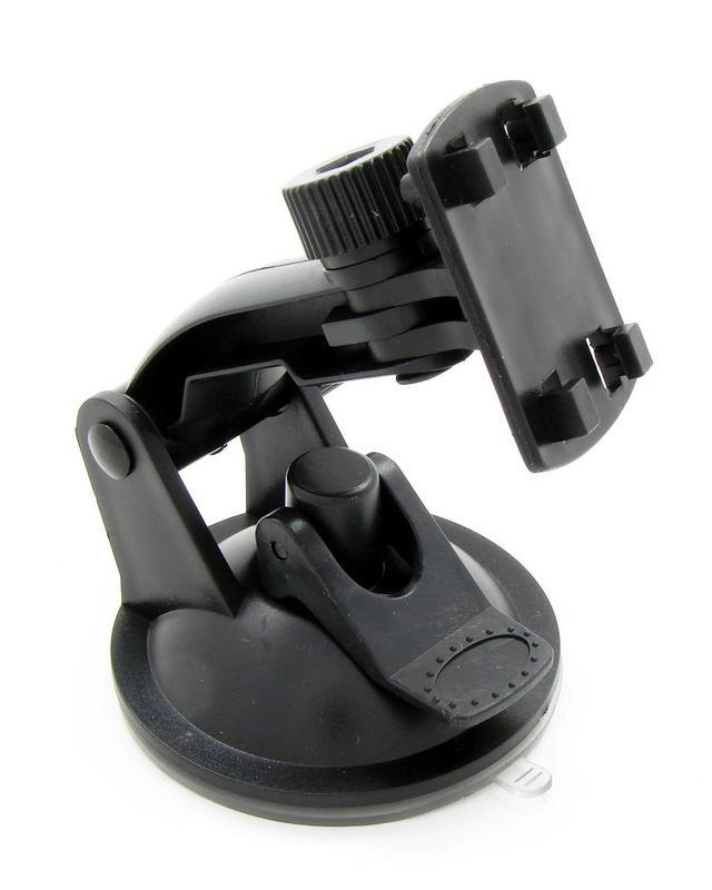 Держатель на лобовое стекло для видеорегистратора /краб/