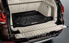 Коврик в багажник для, БМВ X6 F16, резиновый, оригинал.