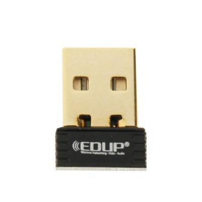 Wi-Fi USB-адаптер EDUP EP-8553, 802.11b/g/n, 150Mbps