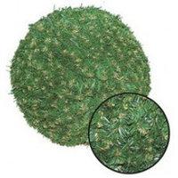 Еловый шар d0,25м светло-зеленый.