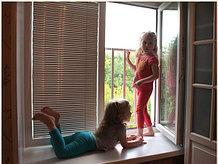 Решетки на окна детские