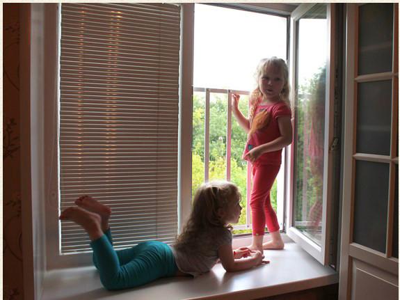 Решетки на окна детские - фото 1