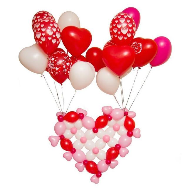 Воздушная фантазия (гелевые шары, цветы, фигуры)