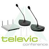 Televic Confidea Wireless G3 (беспроводная дискуссионная система)