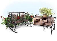 Садово-парковая мебель и обору...