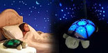 Игрушка черепаха-проектор звездного неба, фото 2