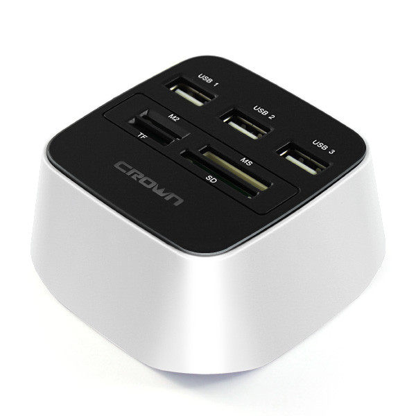 USB-хаб Crown CMCU-660