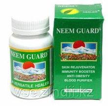 Ним гард (Neem Guard) - чистая кровь и печень, 60 шт