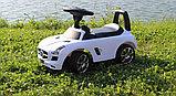 Толокар машинка Mercedes-Benz SLS AMG (Оригинал), фото 3