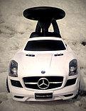 Толокар машинка Mercedes-Benz SLS AMG (Оригинал), фото 4