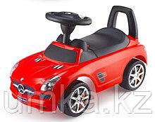 Толокар машинка Mercedes-Benz SLS AMG (Красный)