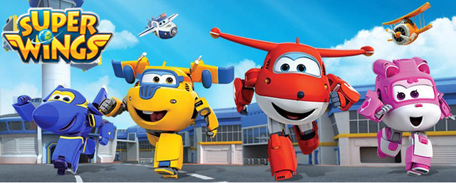 Супер крылья, Super Wings