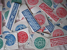 Трафареты для мехенди многоразовые