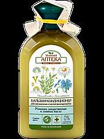 ЗА Бальзам-кондиционер Ромашка лекарственная и льняное масло для окрашенных и мелированных волос