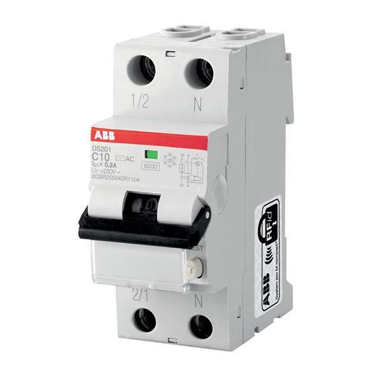 2CSR255040R1324 Выключатель авт.диф.т.DS201 C32 AC30