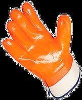 """Перчатки """"Флуоресцентные"""" МБС, морозостойкие , фото 1"""
