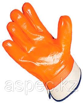 """Перчатки """"Флуоресцентные"""" МБС, морозостойкие , фото 2"""