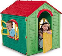 Детский домик Keter Ранчо Зеленый