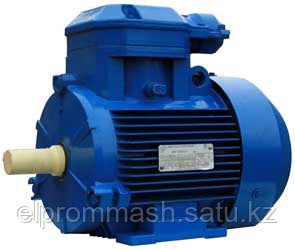 Электродвигатель  ВА  200M2