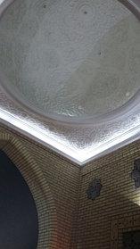 """Светодиодная лента SMD3014 - 120D/m -220В  - цвет: белый, Ресторан """"АЛАША"""""""