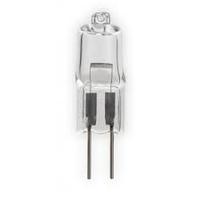 Галогенная лампа  12V 35W G4 прозрачная