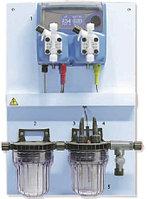 Станция дозации EMEC для средних бассейнов (от 30 м3 до 150 м3)