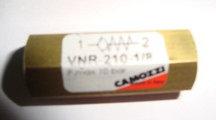 Клапан обратный 1/8VNR-210 для cтерилизатора настольного ГК-25-2