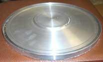 Крышка ГК252.00.04.001 для cтерилизатора настольного ГК-25-2
