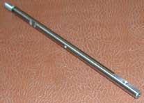 Ось ГК252.00.00.005 для cтерилизатора настольного ГК-25-2