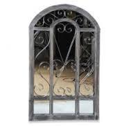 Декор Зеркало в дерев. рамке 65x3x110см