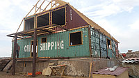 Утепление домов из контейнеров, фото 1