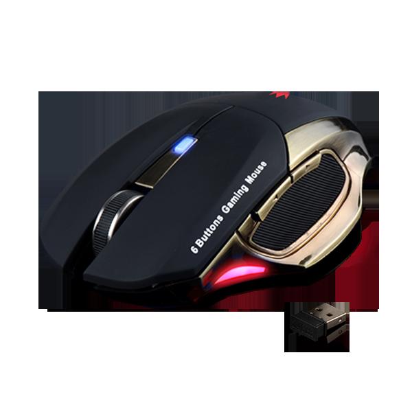 Игровая беспроводная мышь CMXG-605