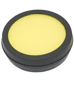 Увлажнитель для пальцев круглый диаметр 70 мм черный