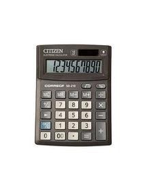 Калькулятор настольный Citizen Correct SD-210 10-разрядный 138x103x24мм, черный