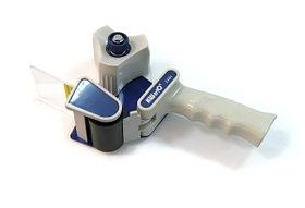Диспенсер для упаковочной клейкой ленты 48мм, белый/синий KW-trio