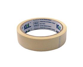 Клейкая лента, скотч бумажный, 24х15м, бумажная KLL