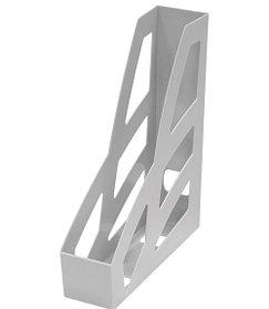 Лоток вертикальный ЛИДЕР серый, СТАММ