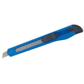 Нож канцелярский 13см, пластик Foska