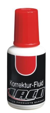 Корректирующая жидкость, 20мл, на спиртовой основе Laco