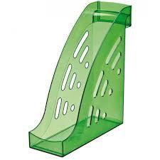 Лоток вертикальный ТОРНАДО зеленый GREEN, ширина 9.5 см, СТАММ