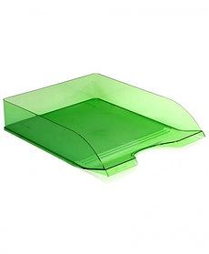 Лоток горизонтальный Дельта зеленый GREEN