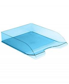 Лоток горизонтальный Дельта синий INDIGO