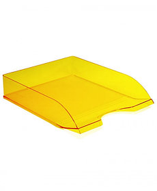 Лоток горизонтальный Дельта желтый YELLOW