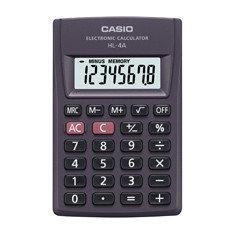 Калькулятор 8 разрядный, 56x87мм. CASIO