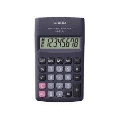 Калькулятор 8 разрядный, 69,5x118мм. CASIO