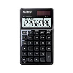Калькулятор 10 разрядный, 70x118,5мм. CASIO
