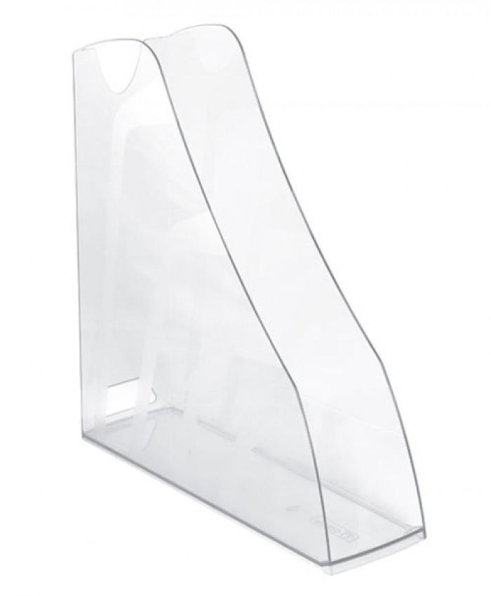 Лоток вертикальный ВЕКТОР  цвет прозрачный