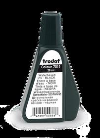 Штемпельная краска  Trodat 28мл, черная 4911