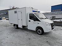 """Автомобиль для перевозки заключенных """"Автозак"""""""